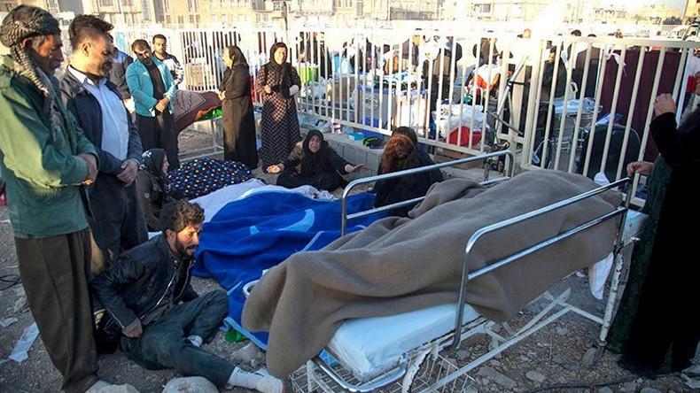 Erdbeben in Kurdengebieten – bislang über 200 Tote und 1.700 Verletzte