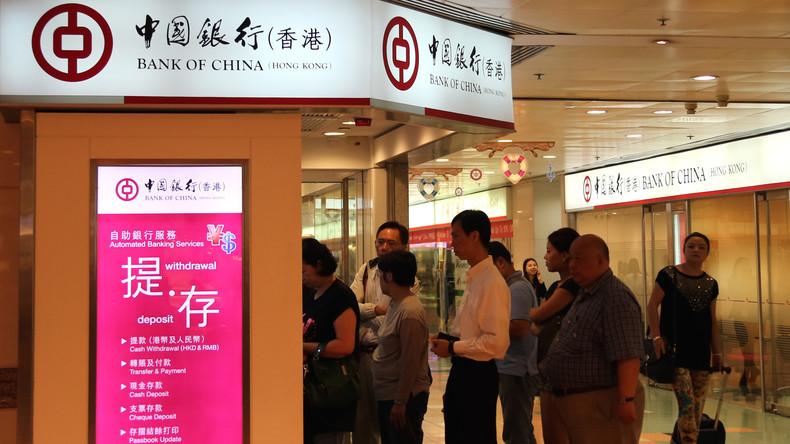 China will Finanzdienstleistungsmarkt noch weiter für ausländische Unternehmen öffnen