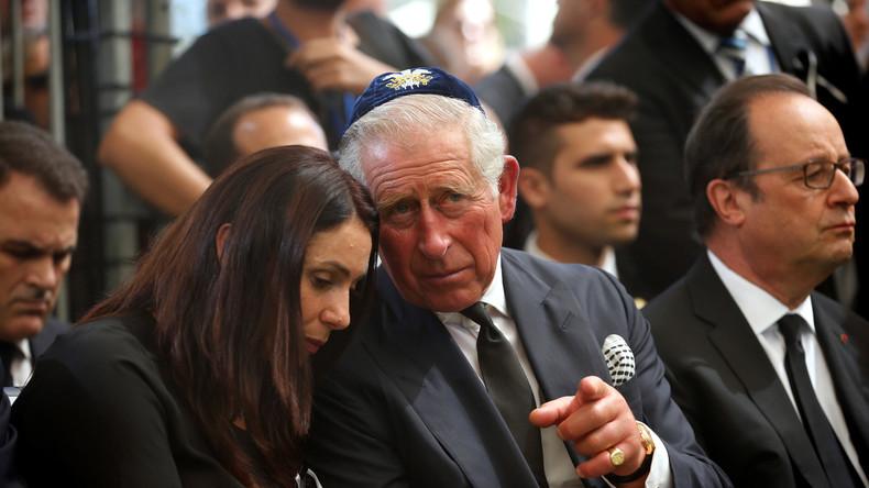 """Prinz Charles: """"Ausländische und europäische Juden verursachten große Probleme im Nahen Osten"""""""