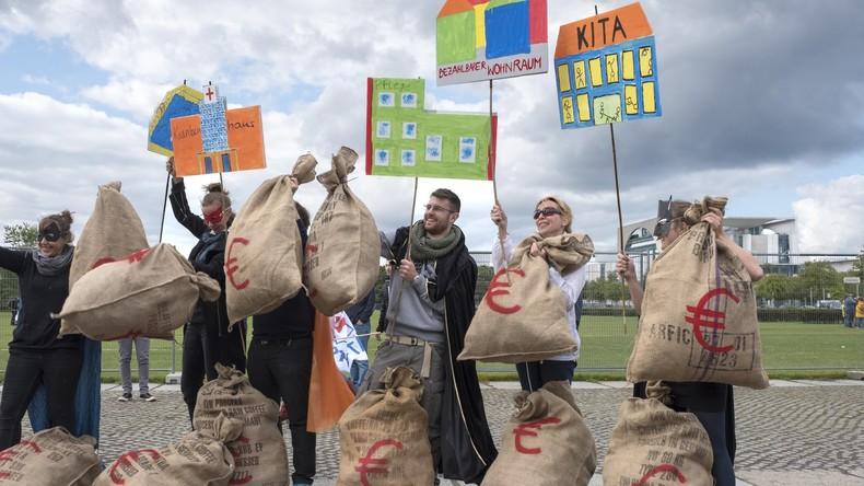 Eurostat: Fast zehn Prozent der Beschäftigten in Deutschland von Armut bedroht