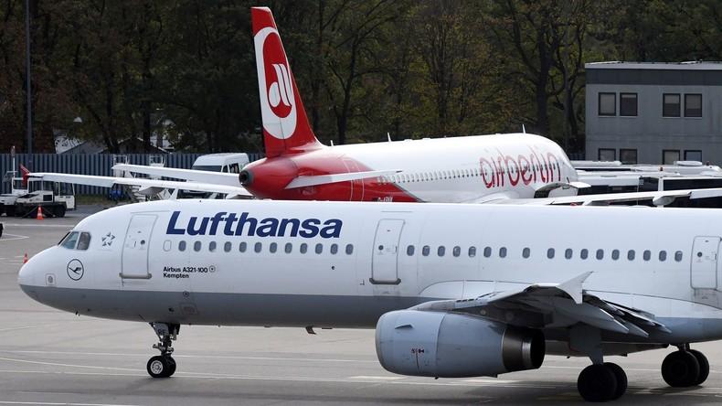 Deutschland bekommt monatlich weitere 1.000 Inlandsflüge