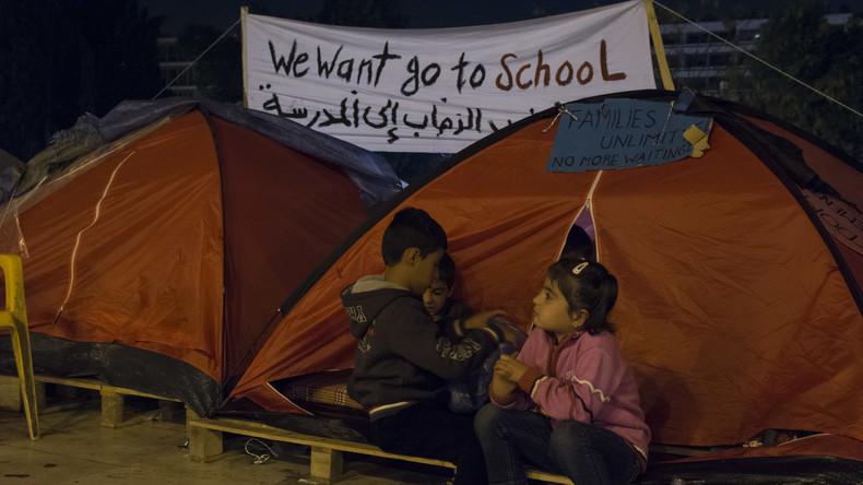 16.000 von 60.000 Migranten seit Jahresbeginn aus Griechenland in ihre Heimat zurückgekehrt