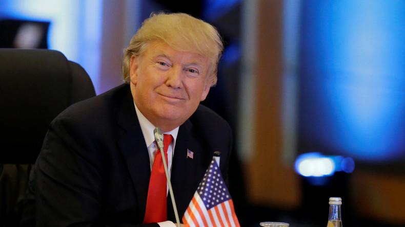 Donald Trump – Ein mäßiger Schlichter, aber hervorragender Waffenverkäufer [Video]