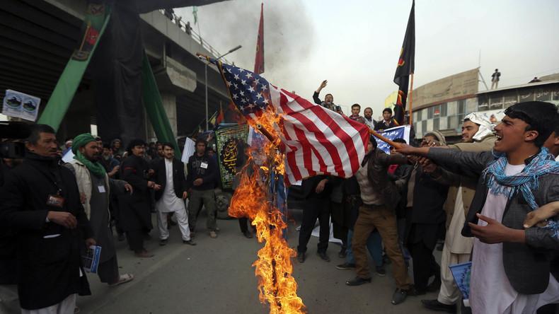 """Kein Ende in Sicht: """"Anti-Terror-Krieg"""" der USA verschlang seit 2001 fast 7 Billionen US-Dollar"""