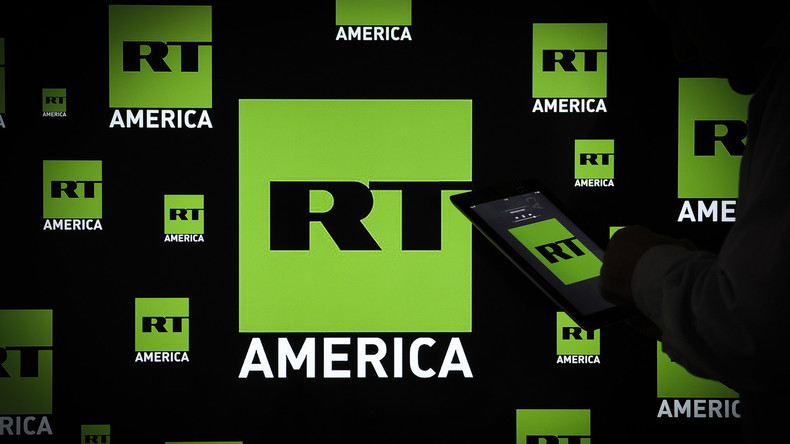 """""""Zwischen Strafverfahren und Eintragung wählten wir das Letztere"""": RT America nun Auslandsagent"""