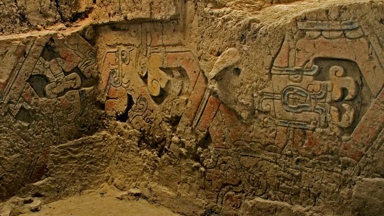 4.000 Jahre alter Tempel in Peru durch Brand zerstört