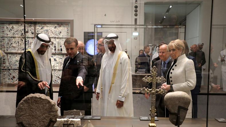Medienberichte: Irakische Beutekunst im Louvre von Abu Dhabi