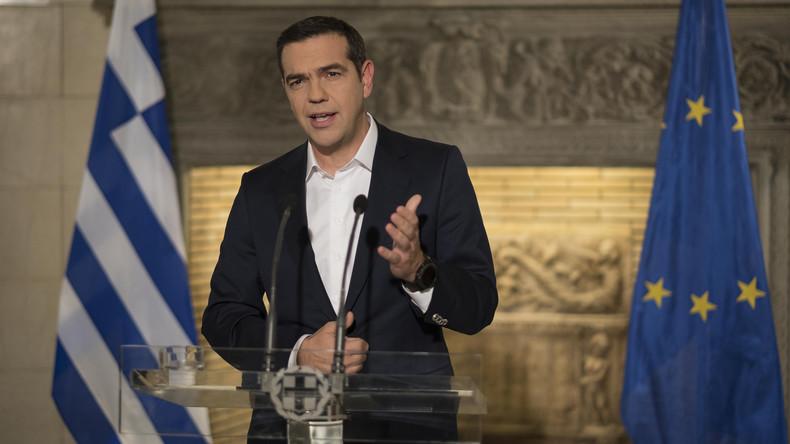 Griechenland greift ärmeren Bürgern vor Weihnachten mit extra Zuschüssen unter die Arme