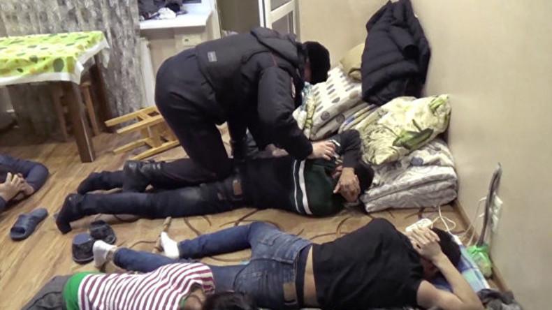 Dutzende Mitglieder der Religionsbewegung Tablighi Jamaat in Moskau festgenommen