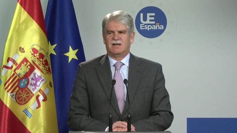 Kein Scherz: Spanischer Außenminister sieht russische Hacker hinter Katalonien-Krise