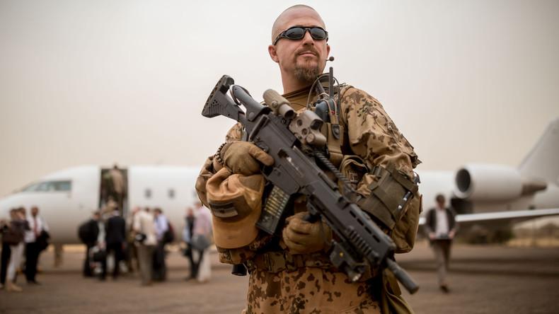 Zwei Bundeswehrsoldaten in Mali durch eigene Kameraden versehentlich verletzt