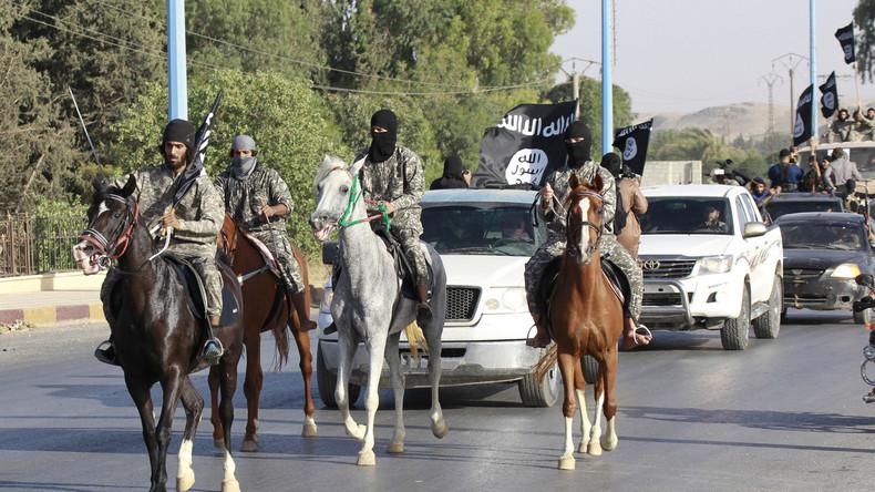 Enthüllt: USA und Verbündete vereinbarten Abzugsdeal mit IS - Kämpfer planen nun Missionen in Europa