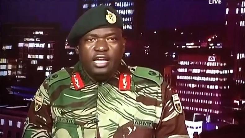Staatsstreich in Simbabwe? Militär übernimmt die Kontrolle über die Hauptstadt