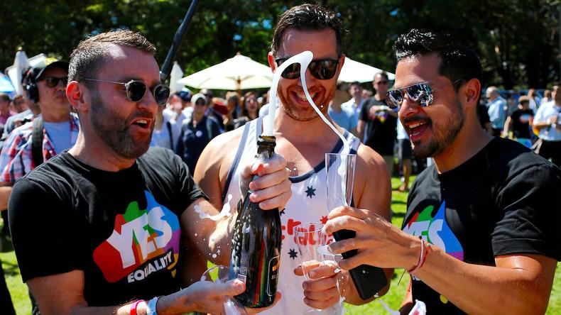 In Volksbefragung per Post sprechen sich Australier für Ehe für alle aus