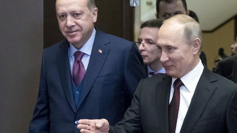 """""""Türkei wird selbstständig"""": Syrien-Kooperation ebnet Weg für gemeinsame Geopolitik mit Russland"""