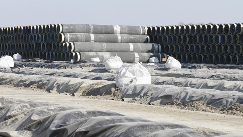 Russischer Premierminister: EU-Bürokratie will Russlands Nord Stream 2-Pipelineprojekt sabotieren