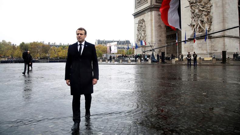Hundert Macron-Anhänger kündigen Rückzug aus seiner Bewegung an