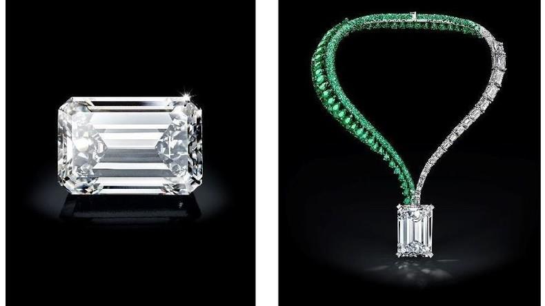 """""""Beunruhigendes Zeichen für Markt"""": 163-Karat-Diamant für nur 34 Millionen Dollar versteigert"""