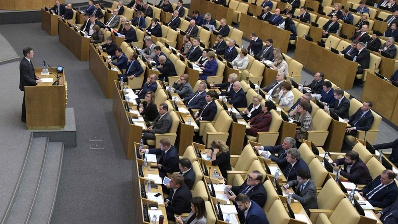 Schon gehört? Russland schränkt die Meinungs- und Pressefreiheit ein