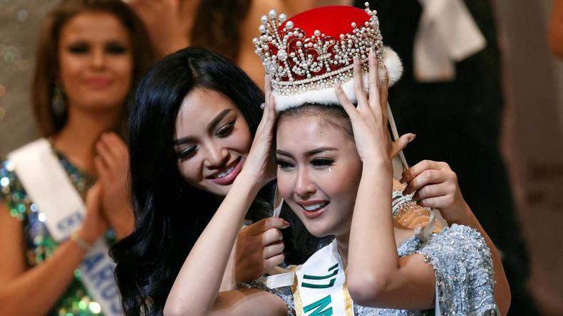 Schönheitswettbewerb Miss International: Indonesierin zur Miss International 2017 gekrönt