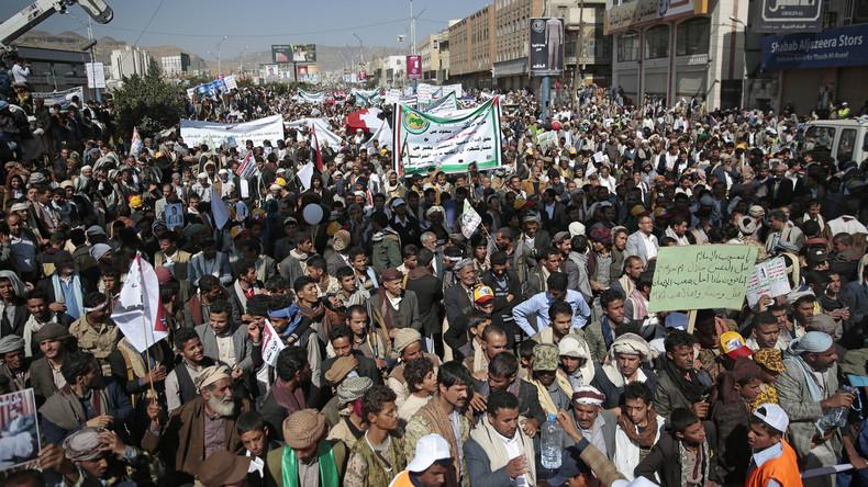 US-Repräsentantenhaus: Hilfe für saudischen Krieg gegen Jemen ist unrechtens und stärkt Al-Kaida