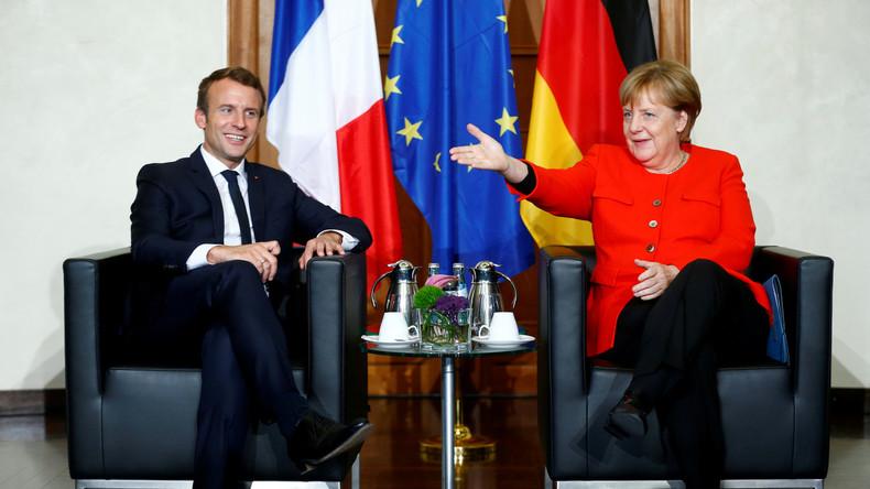 LIVE: Merkel und Macron halten Pressekonferenz am Rande des Klimagipfels in Bonn