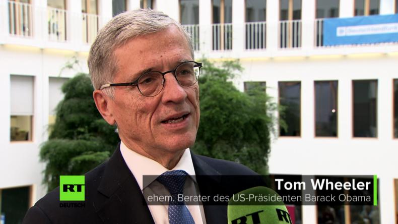 """RT Deutsch-Exklusiv-Interview mit Ex-Berater von Obama: """"Alles ist eine Herausforderung"""""""