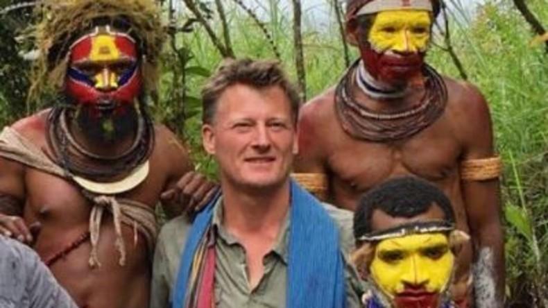 Britischer Abenteurer in Papua-Neuguinea vermisst: Er suchte nach isoliertem Volk der Yaifo