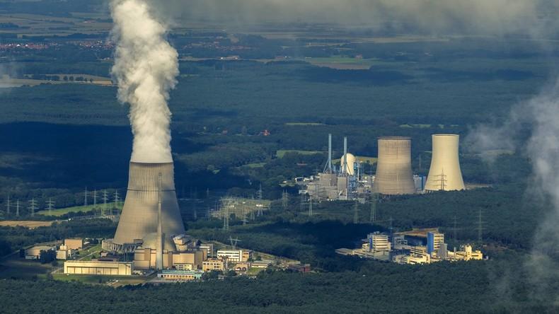 Leck am Atomkraftwerk Emsland entdeckt