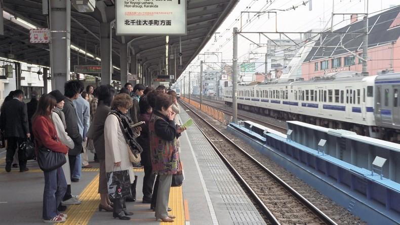 20 Sekunden zu früh: Japanische Bahn entschuldigt sich für Unpünktlichkeit