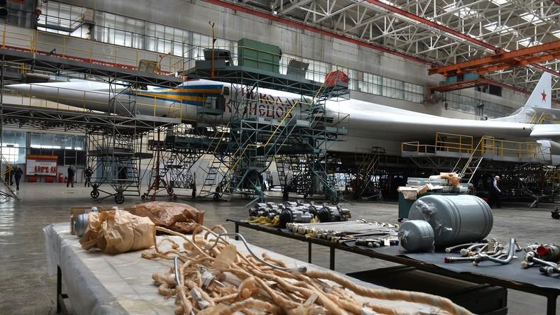 Strategischer Bomber soll Überschall-Businessjet werden: Tycoons bitten Tupolew um Umbau