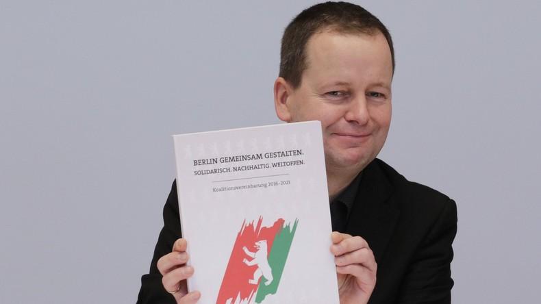 Die Meinungsfreiheit und der Kultursenator: Klaus Lederer verhindert Preisverleihung an Ken Jebsen