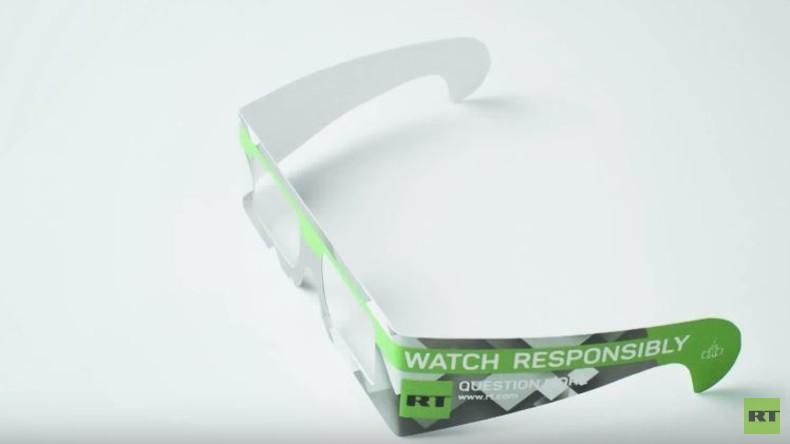Jetzt neu: Die RT-Brille - Endlich die Welt nur noch aus Sicht des Kremls sehen!
