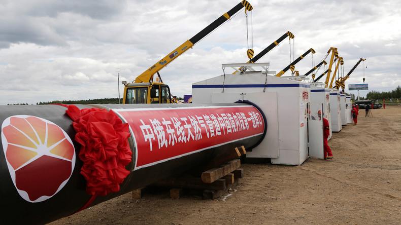 Erdöltransport verdoppelt: Zweites Erdölpipeline-Projekt zwischen China und Russland abgeschlossen