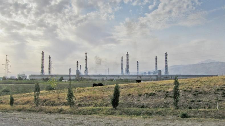 China baut Aluminiumwerk für 1,36 Milliarde Euro in mittelasiatischem Tadschikistan