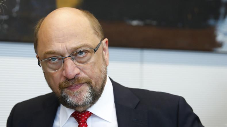 Martin Schulz: Mit Jamaika droht Deutschlands Machtverlust in der EU