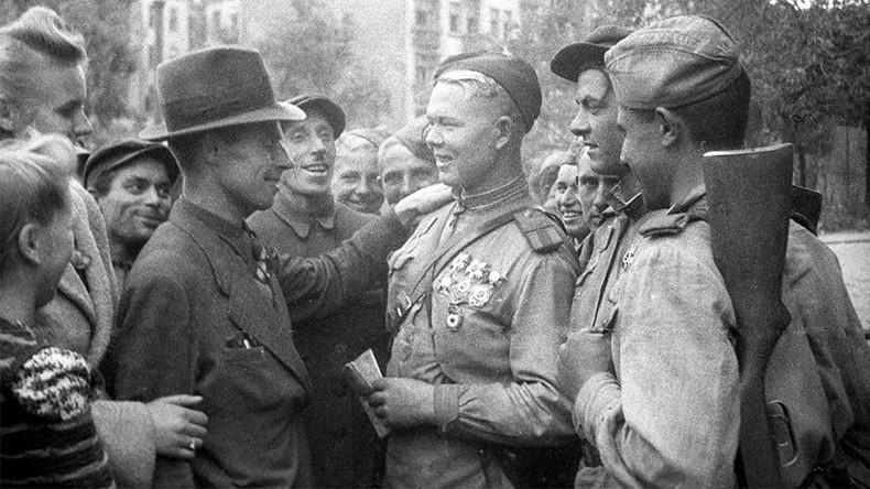 Russisches Militär gibt Unterlagen frei, wie die UdSSR Polen im Zweiten Weltkrieg geholfen hat