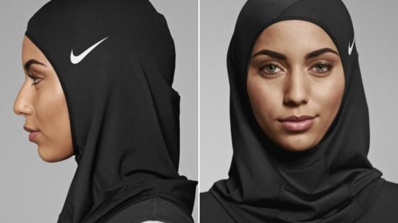 Kopftuch von Nike in Liste der besten Erfindungen des Jahres 2017 eingetragen
