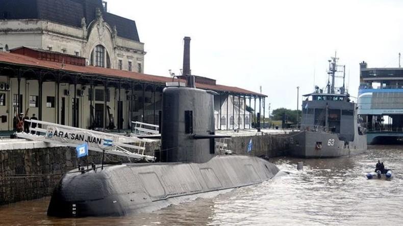Argentinische Marine fahndet nach verschollenem U-Boot