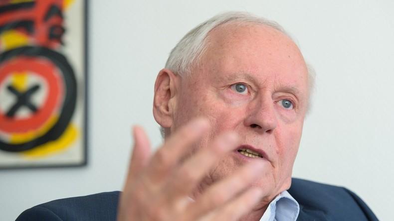 Corbyn als Vorbild - Oskar Lafontaine wirbt für neue linke Bewegung in Deutschland