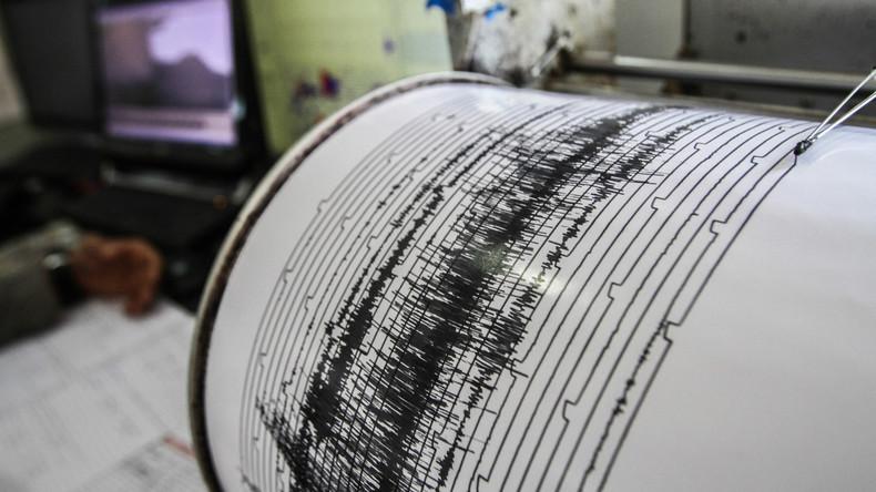 Erdbeben der Stärke 6,2 löst Panik in Ecuador aus