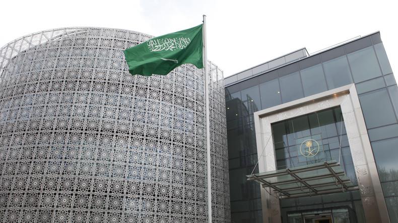 Riad ruft Botschafter aus Berlin zurück