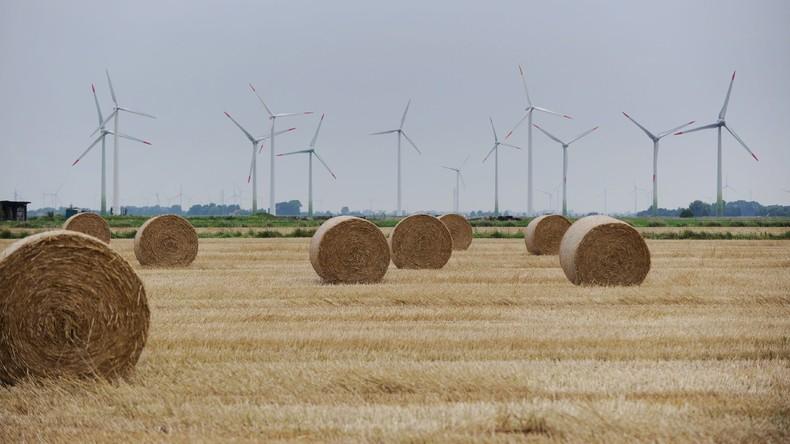 Ökostrom-Rekord in Deutschland