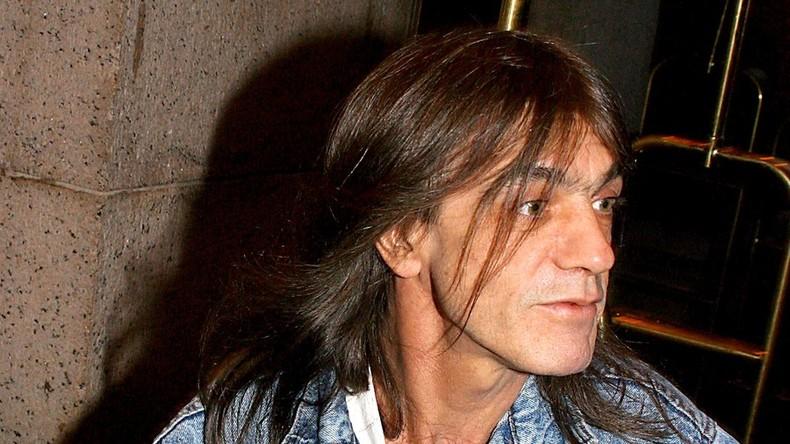 AC/DC-Mitbegründer Malcolm Young stirbt mit 64
