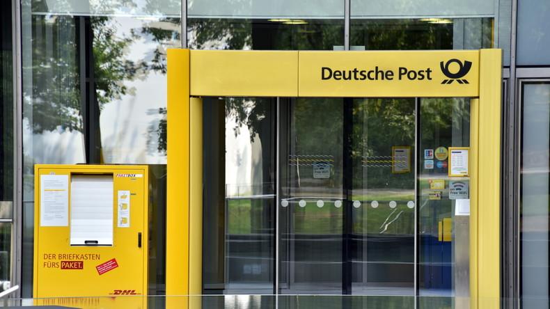 Post mit Millionen erfundenen Briefen betrogen