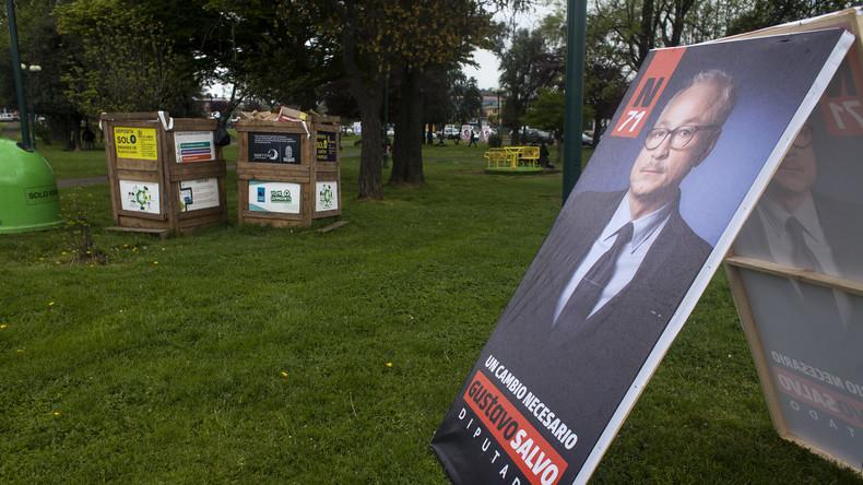Chile wählt Präsidenten und Parlament: Viele enthalten sich der Stimme