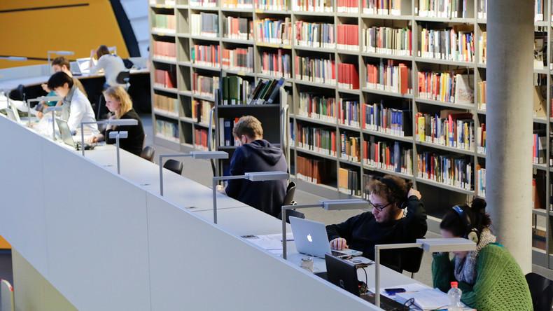 Studie: 40.000 Flüchtlinge nehmen bis 2020 Studium in Deutschland auf