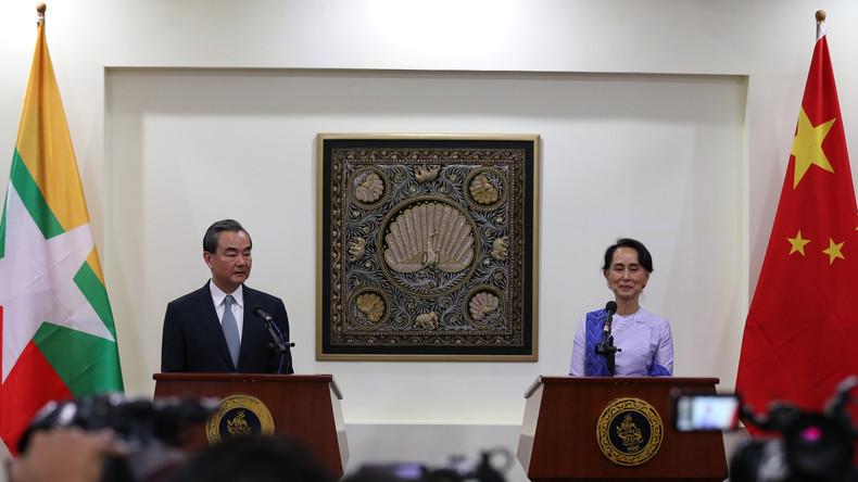 China schlägt Drei-Phasen-Lösung für Rohingya-Krise in Myanmar vor