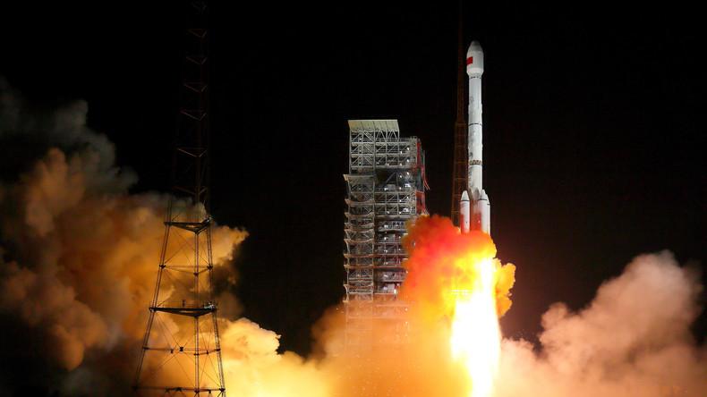 Termin von Start des chinesischen Nuklearraumschiffs bekannt