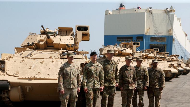 Gekommen um zu bleiben: USA wollen nicht aus Syrien abziehen [Video]